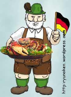 Alemão come Siri!